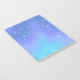 Twilight Nebula (8bit) Notebook