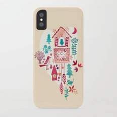 Romeo and Juliet iPhone X Slim Case