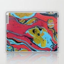 Marble texture 9 Laptop & iPad Skin