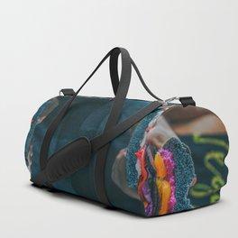 Black LT Sandwich Duffle Bag