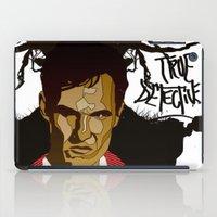 true detective iPad Cases featuring True Detective by Vito Fabrizio Brugnola