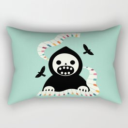 Destiny Movement Rectangular Pillow