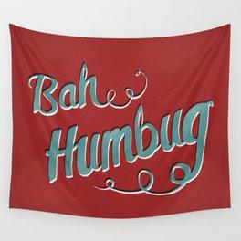 Bah Humbug Wall Tapestry