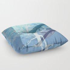 Spring Melody Floor Pillow
