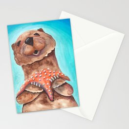 Catch of the Day Stationery Cards