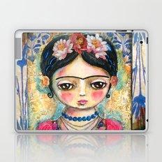 The heart of Frida Kahlo  Laptop & iPad Skin