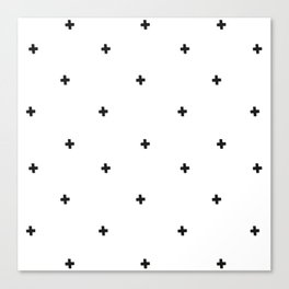 Cross I Canvas Print
