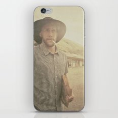 Jack Rose iPhone & iPod Skin