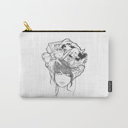 Becka Carry-All Pouch