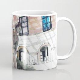 Paris Sketchbook Coffee Mug