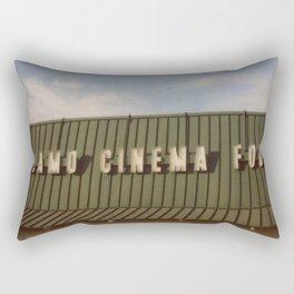 Alamo Drafthouse Village Rectangular Pillow