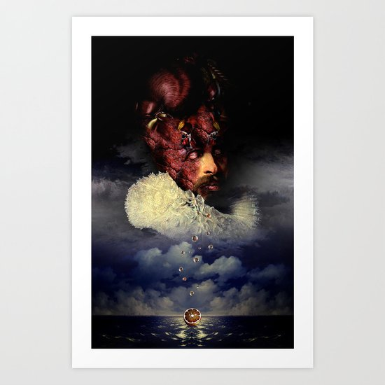 SUNSON Art Print
