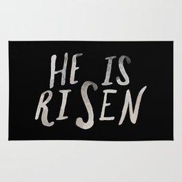 He is Risen II Rug