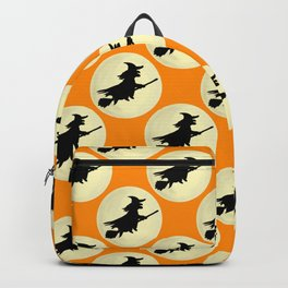 Halloween Witch Flight Backpack
