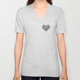 The Heart of Thorns Unisex V-Neck