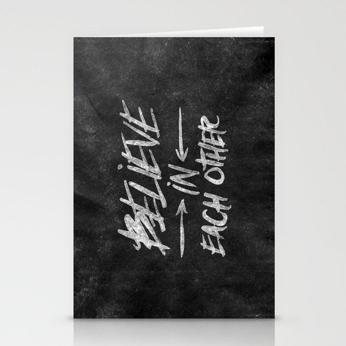 Take Care Of Each Other: Take Care Of Each Other, Part 3 Stationery Cards By
