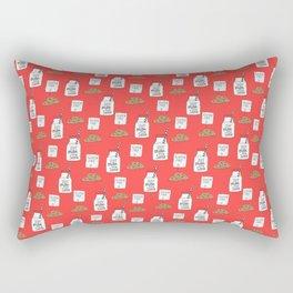 Gluten free Christmas Rectangular Pillow