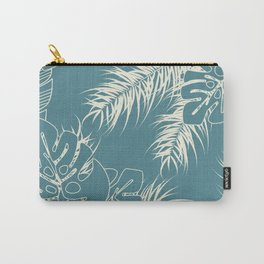 Tropical pattern 038 Carry-All Pouch