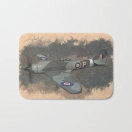 Hawker Tempest Fighter Bath Mat