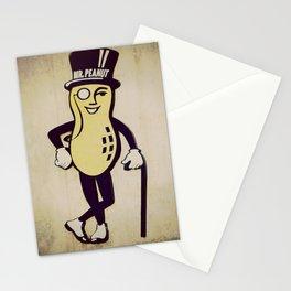 Mr. Peanut Stationery Cards