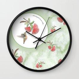Baja Fairyduster Wall Clock