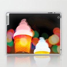 All the pretty lights - V Laptop & iPad Skin