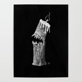 Candle Mimic Poster