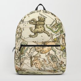 "Albrecht Dürer ""Celestial map of the Northern sky"" Backpack"