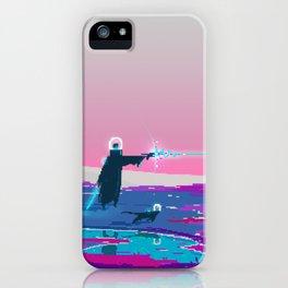 PHAZED PixelArt 4 iPhone Case