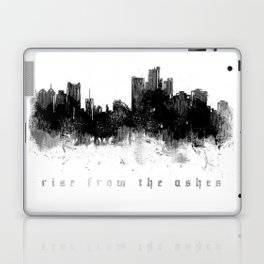 Detroit Rise From The Ashes Laptop & iPad Skin