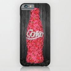 Flower Coke Slim Case iPhone 6s
