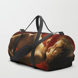 Red Nude Duffle Bag