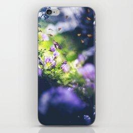 Peekaboo III iPhone Skin