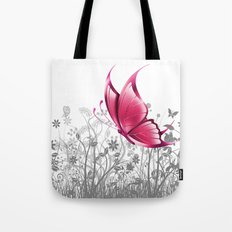 Fantasy Butterfly #9 Tote Bag