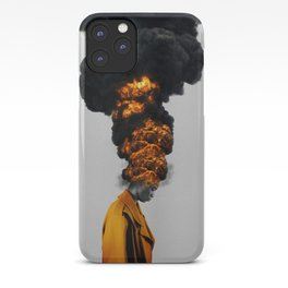 TIME OUT. iPhone Case