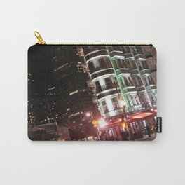 Sentinel Building at Night Carry-All Pouch