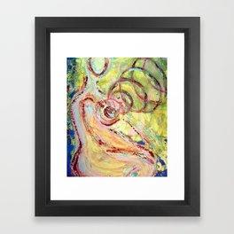 Love Vibes Framed Art Print