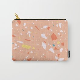 Terrazzo pattern 3 Carry-All Pouch