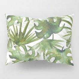 Mom's Leaves Pillow Sham
