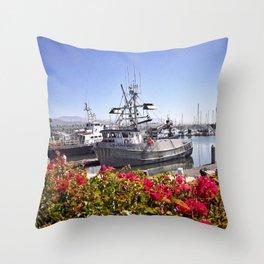 Relentless, Dana Point, California Throw Pillow
