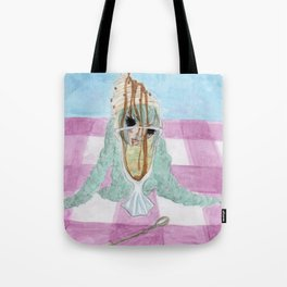 Pistache Vanille Tote Bag