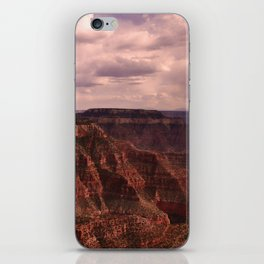 Canyons iPhone Skin