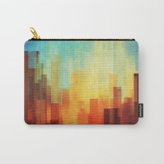 Urban sunset Carry-All Pouch