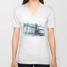 All is Lost Unisex V-Neck