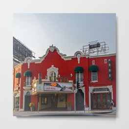 Vista Theatre, Los Angeles Metal Print