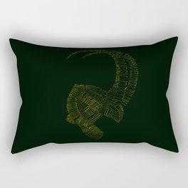 I am Loki, of Asgard Rectangular Pillow