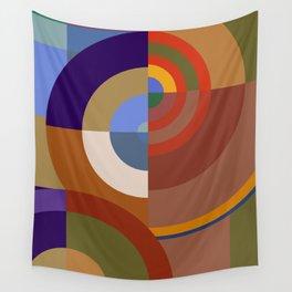 Colour Revolution TEN Wall Tapestry