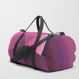 36 Pink tones Duffle Bag