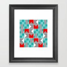 pretender, 4x2 Framed Art Print