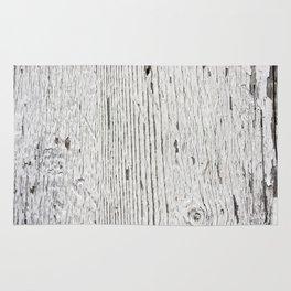 Painted wood Rug